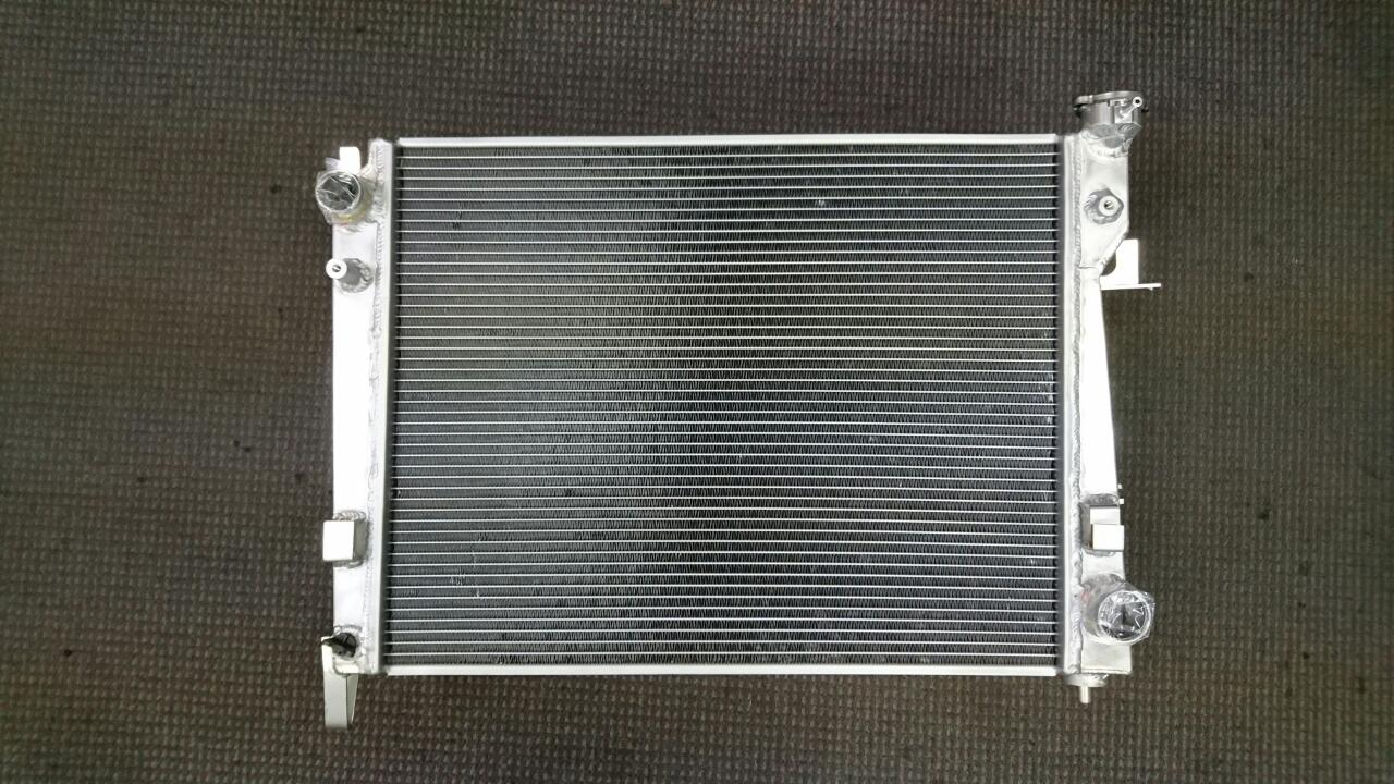 All Aluminum Radiator for Dodge Ram Pickup 2004 - 2008 V8 5 7L Engine