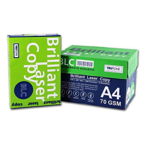 【兩箱】BLC A4多功能影印紙/列印紙/A4紙 70g (5包/箱)