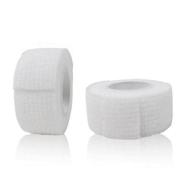 【醫康生活家】建齊自黏彈性繃帶 1吋 (白色) 單入/包