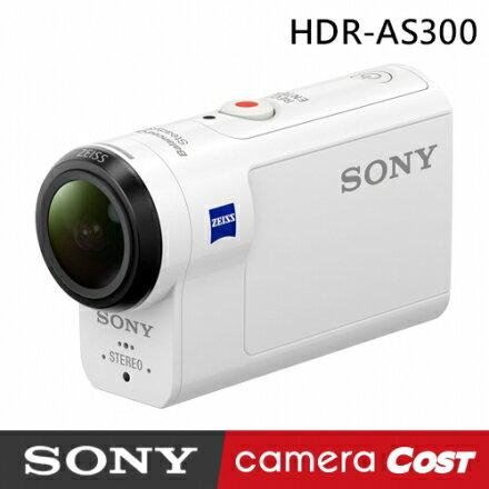 Sony AS300 FullHD 攝影機 公司貨 送64G+原廠電池+座充 sony HDR-AS300 - 限時優惠好康折扣