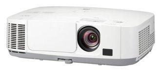 NEC P401W 多功能投影機