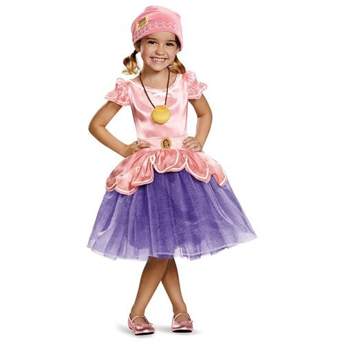Toddler Deluxe Izzy Neverland Tutu Costume Size Medium 3T-4T 0