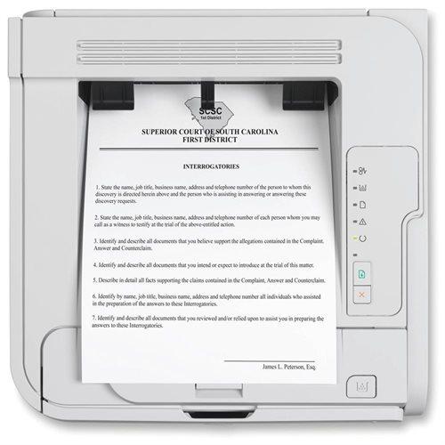 HP LaserJet P2035N Monochrome Laser Printer 3