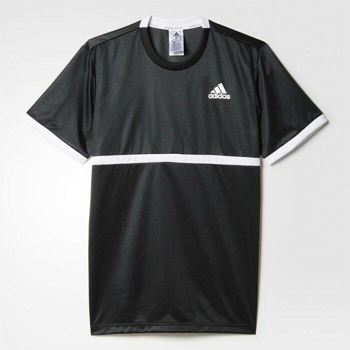 ADIDAS 18FW 男款 網球上衣 圓領 Court Tee系列 AJ7013【樂買網】
