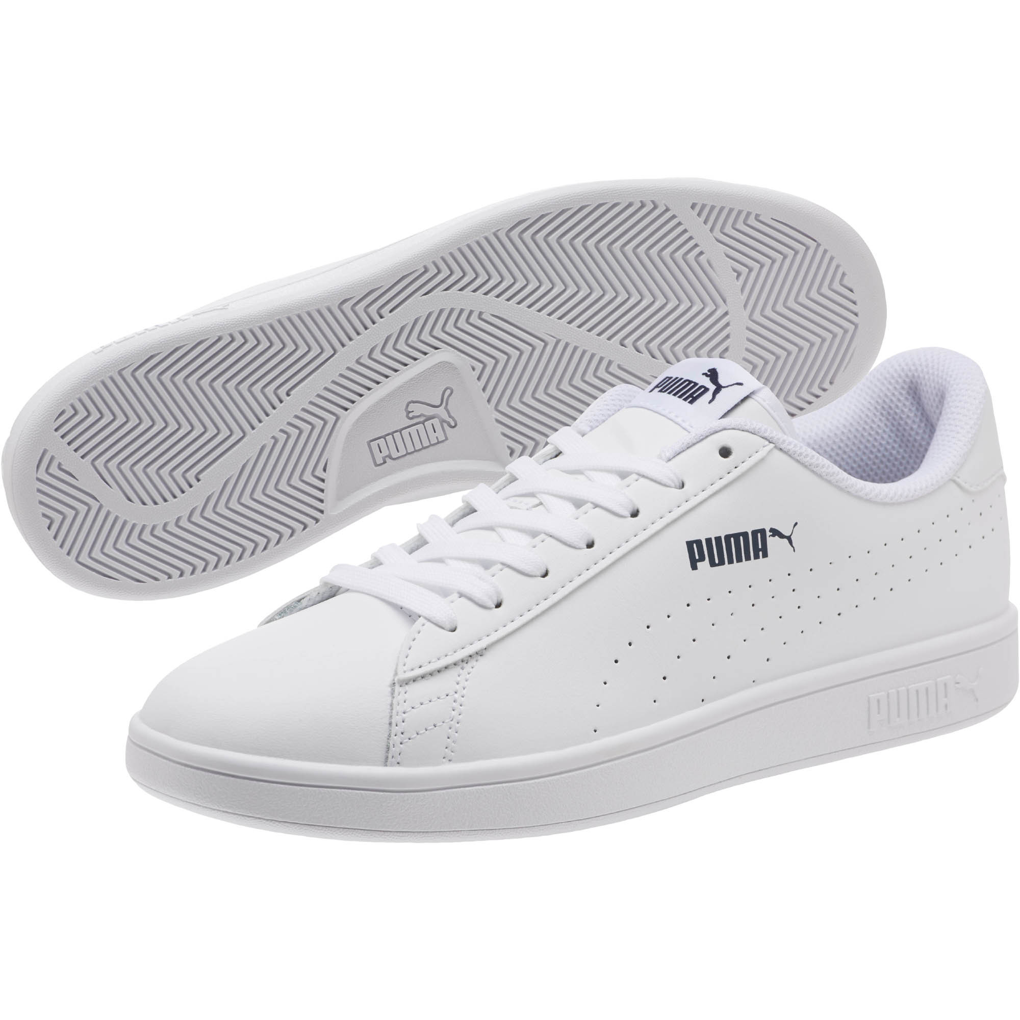 9ccda286725dbc Rakuten Home · Official Puma Store. PUMA Smash v2 Leather Perf Sneakers 0