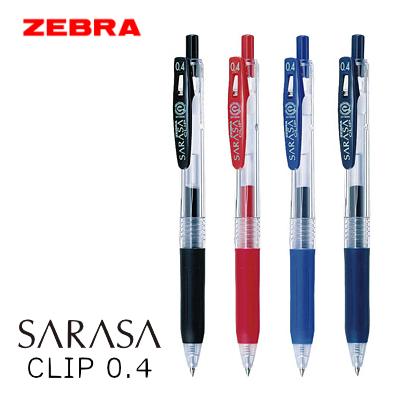 ★店長推薦★ ZEBRA日本斑馬文具 JJS15 SARASA環保鋼珠筆 ( 0.4mm ) 開工 開學用品