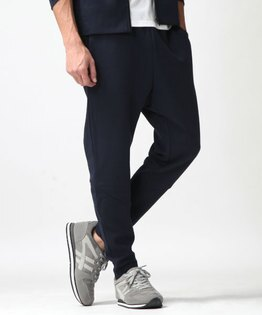 運動長褲深藍