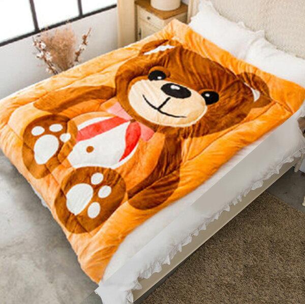 【名流寢飾家居館】卡通動物造型.法萊絨.法蘭絨.雙面花色.暖暖被.保暖毛毯被