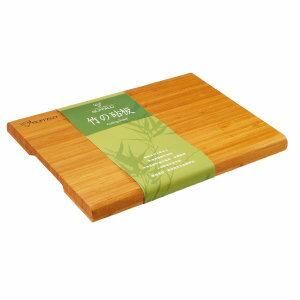 【牛頭牌】毛竹腳墊方砧板 / 切菜板 35.5cm (中) ||附腳墊好切不滑動無竹屑||