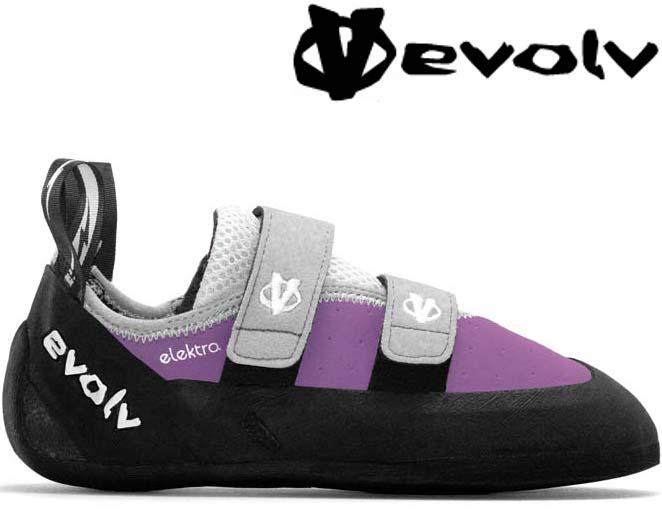 Evolv Elektra 攀岩鞋/抱石 女款 紫羅蘭