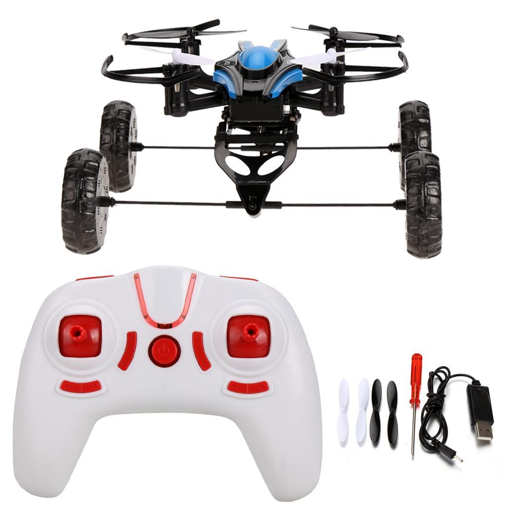 2.4Ghz 4CH 6 Axis Gyro Remote Control Quadcopter Black RC Quadcopter 4