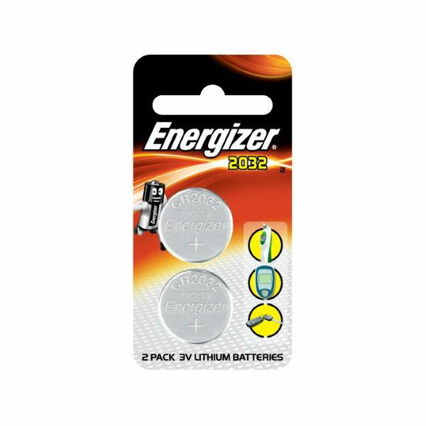勁量3V鈕扣型鋰電池(2032)
