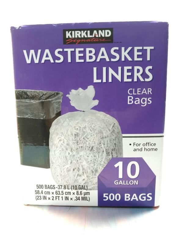 【Kirkland Singnature 科克蘭垃圾袋】87507 垃圾袋【八八八】e網購~