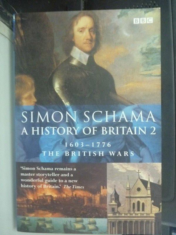 ~書寶 書T4/歷史_XCV~A History of Britain_Simon Sch