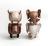 動物矮凳 動物造型椅-水牛椅,大象椅 居家擺設椅子 2