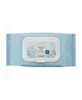 韓國the SAEM Healing Tea Garden茶樹卸妝濕巾-60pcs Healing Tea Garden Tea Tree Cleansing Tissue 【辰湘國際】