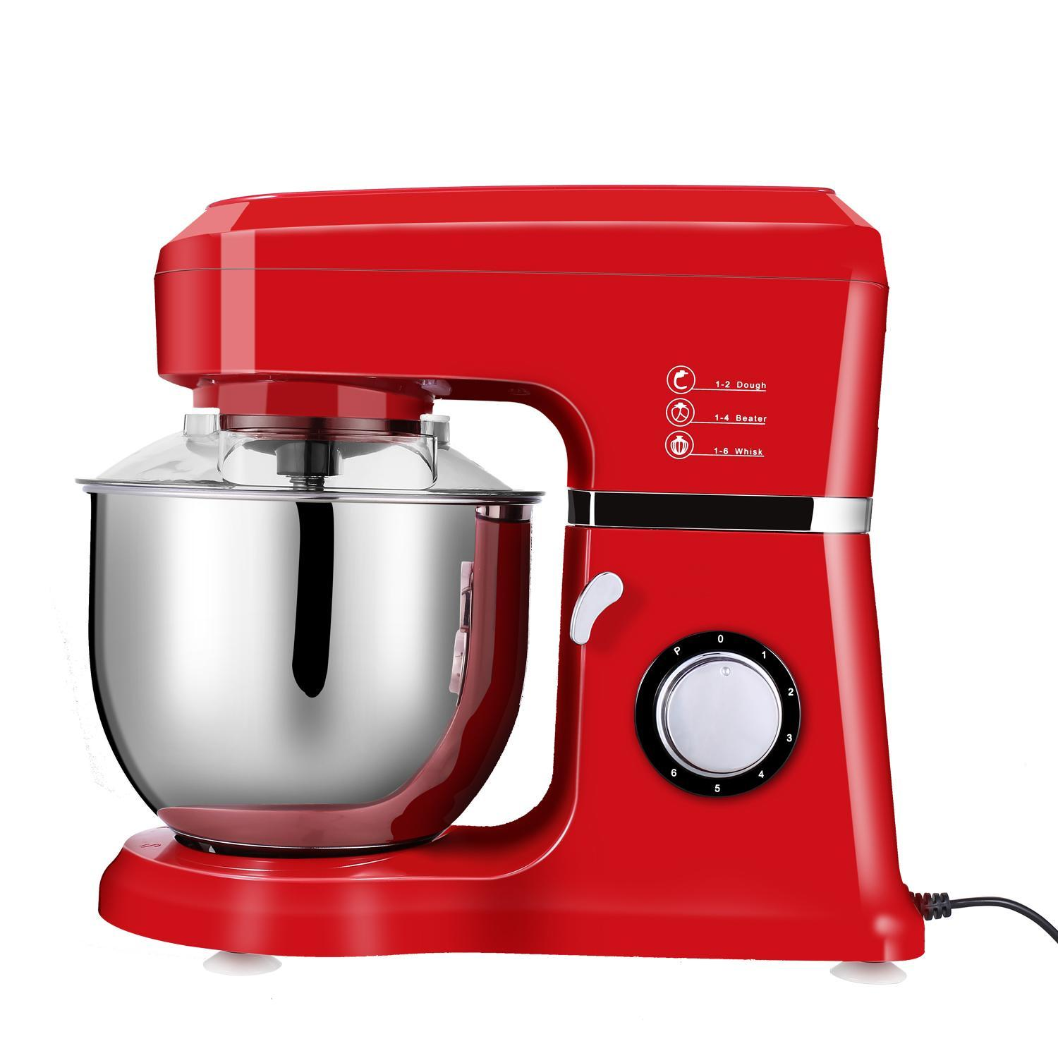 6 Speed 5L 800W Kitchen Douch/ Beater/ Whisk 3