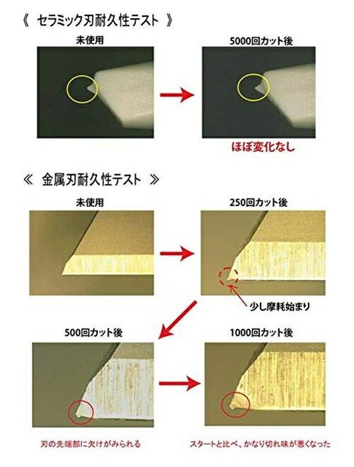 OHTO陶瓷拆信刀 CLO-700 白/黑 可選【JE精品美妝】