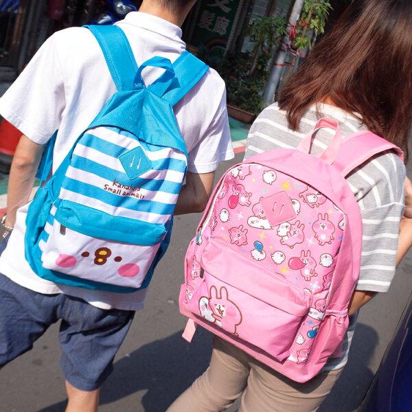 PGS7卡娜赫拉系列商品-卡娜赫拉Kanahei休閒後背包雙肩包兔兔P助【SI2D80291】