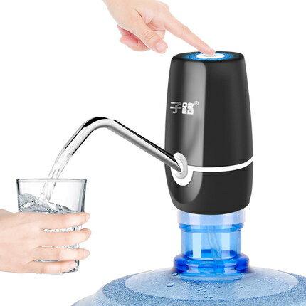 抽水器 子路家用電動桶裝水抽水器礦泉水吸水器大桶壓水器自動上水出水器