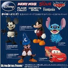 【預購】日本進口最新! 限定5個!MICKEY MOUSE(PLANE CRAZY) UDF 超細節圖 迪斯尼【星野日本玩具】