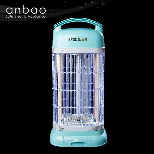 快樂老爹:《買就送蚊拍二選一》【安寶ANBAO】15W捕蚊燈(15坪)AB-9100A