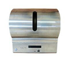 不鏽鋼紙巾機(銀)+4捲吸水紙巾