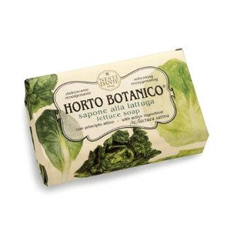 Nesti Dante 義大利手工皂-天然纖蔬系列-萵苣250g