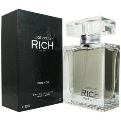 <br/><br/> Johan.b Rich For MAN拜金男淡香水90ml<br/><br/>