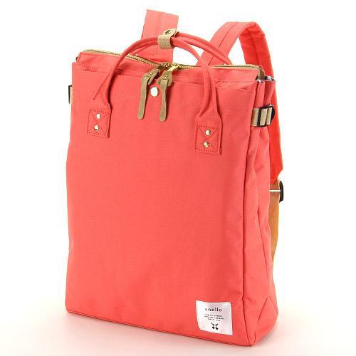 【百倉日本舖】日本暢銷 正貨 anello 直式後背包/手提包