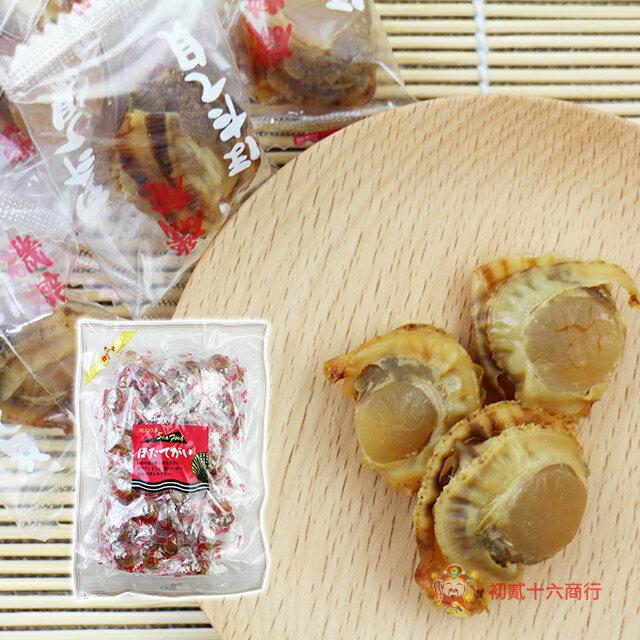 【0216零食會社】日本佃中味付帆立貝/干貝糖(原味)500g