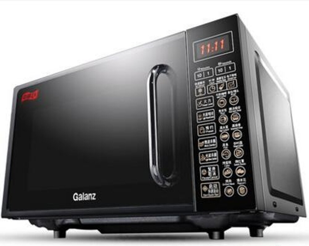 微波爐家用平板光波爐烤箱壹體 LX220V 清涼一夏钜惠