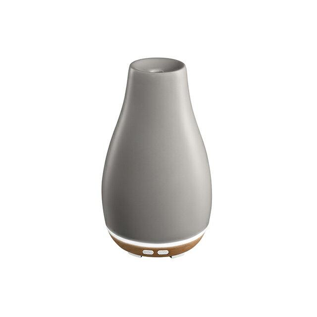 《美國ELLIA伊莉亞》典雅陶瓷香氛水氧機(灰色) ARM-510GY