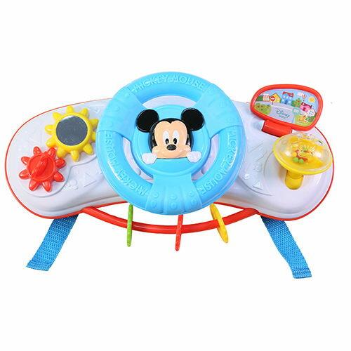 米奇推車吊掛方向盤 / BABY MICKEY STROLLER CENTER / 嬰幼兒玩具 / 迪士尼 / 伯寶行