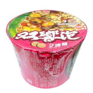 味丹 雙響泡 鷄豬雙拼湯麵 125g
