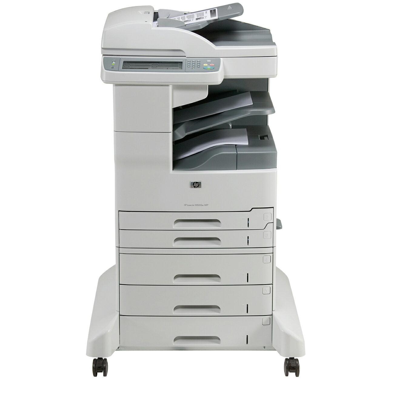 HP LaserJet M5035XS Multifunction Printer - Monochrome 0