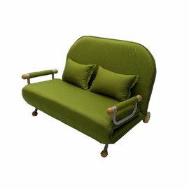 【台客嚴選】抹茶土司多功能雙人沙發床椅/沙發/和室椅