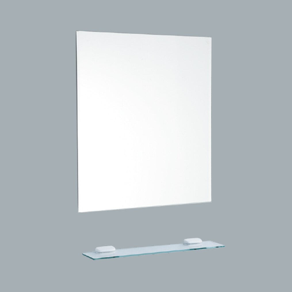 HCG典雅化妝鏡(附平台)600x700mm /BA797