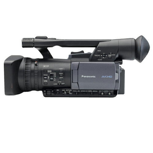 "Panasonic AG-HMC150 Digital Camcorder - 3.5"" LCD - CCD - 16:9 - AVCHD - 13x Optical Zoom - 10x Digital Zoom - Optical (IS) - Memory Card 0"