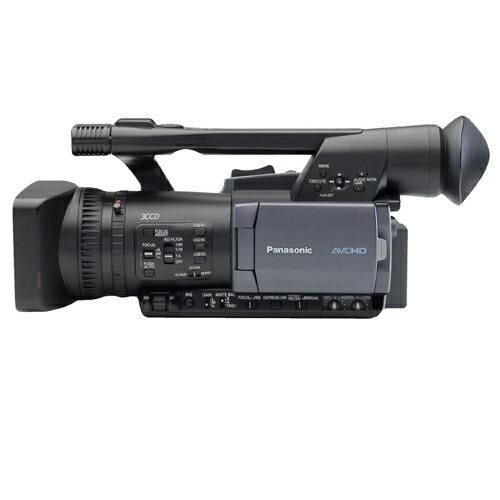 "Panasonic AG-HMC150 Digital Camcorder - 3.5"" LCD - CCD - 16:9 - AVCHD - 13x Optical Zoom - 10x Digital Zoom - Optical (IS) - Memory Card 0"