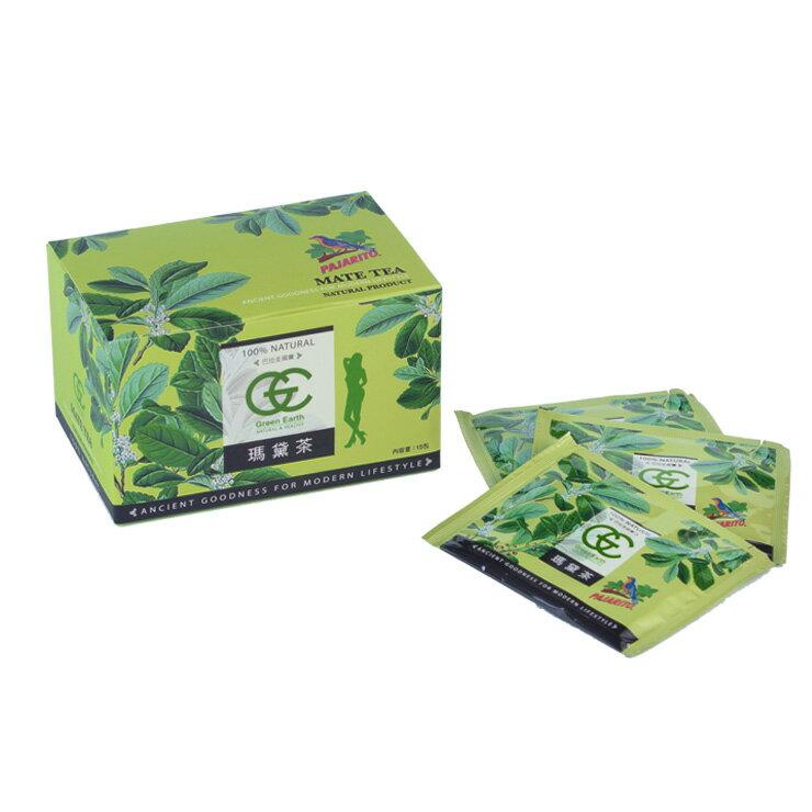 GE大地瑪黛茶^(15入 盒^)