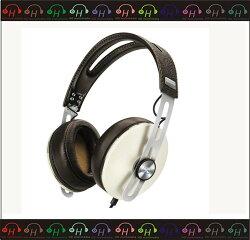 弘達影音多媒體 Momentum II 德國聲海 Sennheiser 可換線 密閉折疊耳罩 Apple/Android