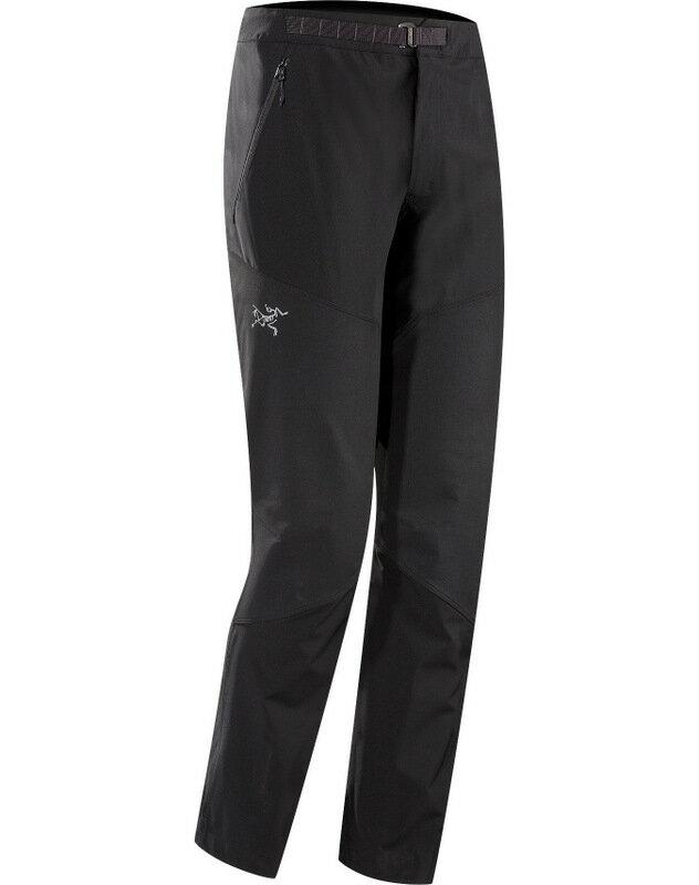 Arcteryx 始祖鳥 Gamma Rock 攀岩褲/登山褲/輕量透氣彈性軟殼褲 12157 黑 男款 Arc\