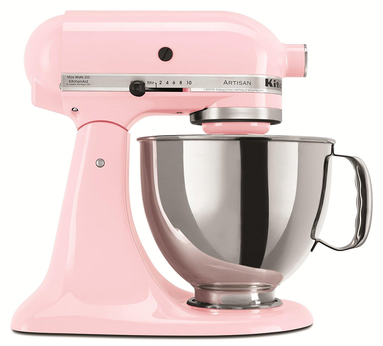 ㊣胡蜂正品㊣ 台灣一年保固 現貨 紅色 粉紅色 黑色 全新 KitchenAid Artisan 5QT KSM150 抬頭式 攪拌機 5QT 6QT可參考