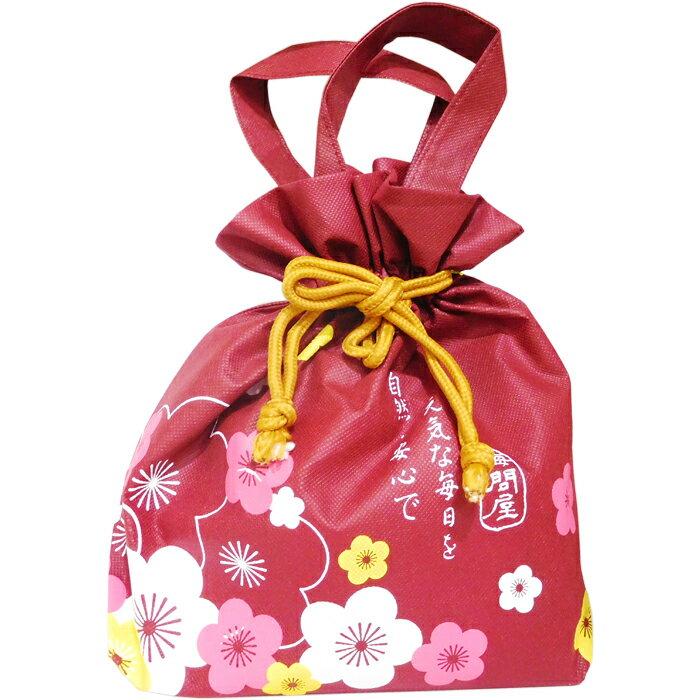 梅問屋-京采 B-養生無糖系列綜合花漾袋300g