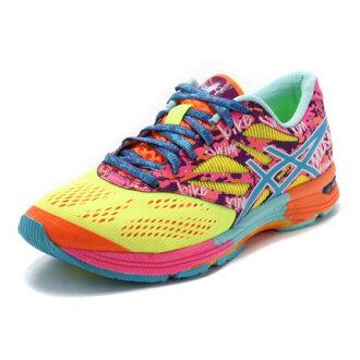 (特價) 女款 ASCIS GEL-NOOSA TRI 10慢跑 三鐵 自行車 運動鞋 T580N-0739(陽光樂活)