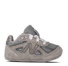 NEW BALANCE 990 CRIB 灰 嬰幼兒鞋 US 1~3 KJ990GLC C