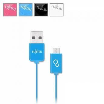 [NOVA成功3C] FUJITSU 富士通 UM100 MICRO USB傳輸充電線-1M 喔!看呢來