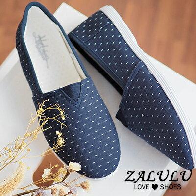 ZALULU愛鞋館 MN1002 現貨絕搭自信。色彩套腳平底休閒包鞋-多色-36-40 5
