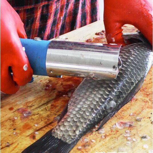 電動魚鱗刨刮鱗器殺魚工具商用全自動防水刮魚鱗器打去魚鱗機神器ATF 0